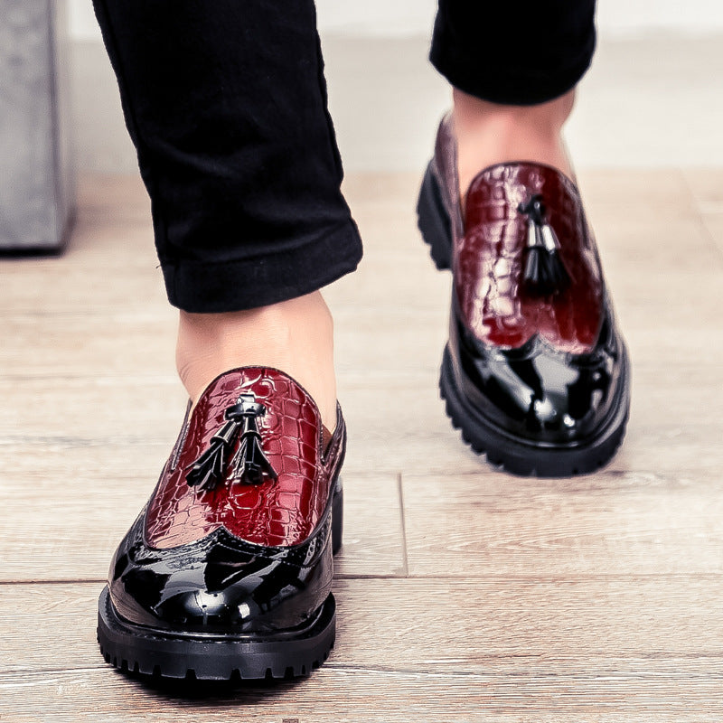 Vinatge Leather Loafers
