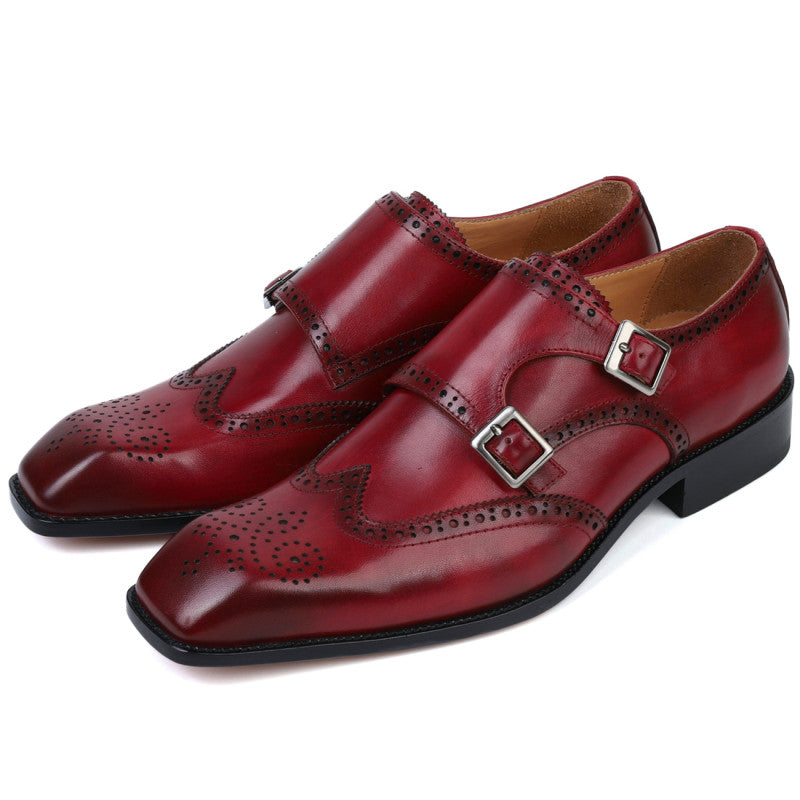 British Goodyear Mengke Shoes Wedding Shoes