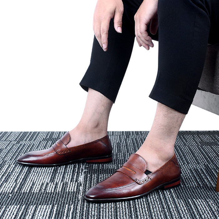 Summer Fashion Penny Loafers