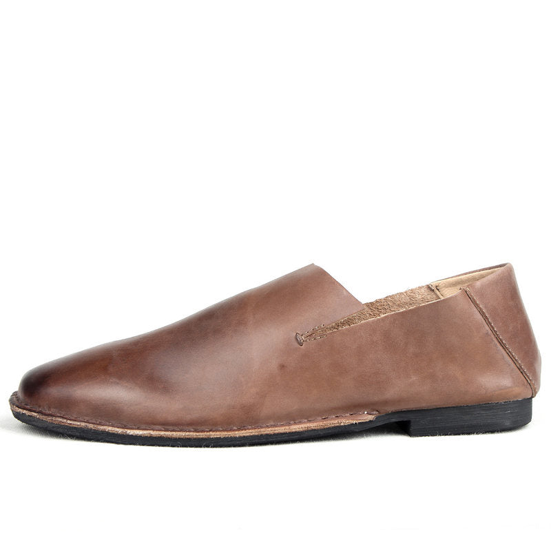 Summer Men's Retro Casual Loafers