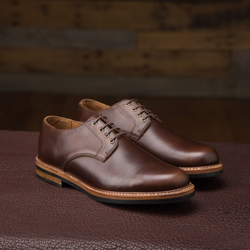 Men's Retro Camden Derby Shoes