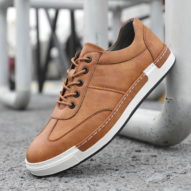 Men's Lace up Casual Shoes