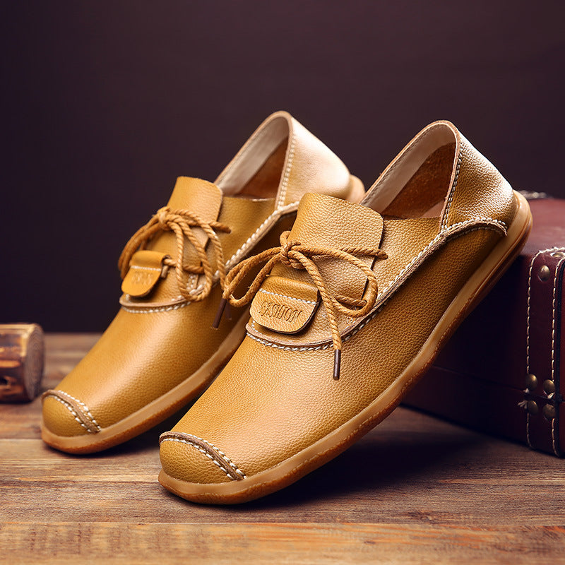 Handmade British Flat Shoes