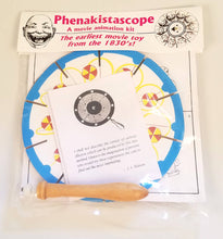 Load image into Gallery viewer, Phenakistoscope Bag Set