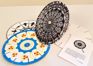 Phenakistoscope Bag Set