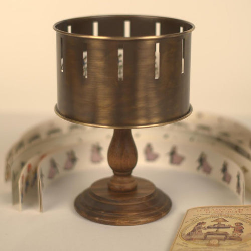 Classic Brass Zoetrope