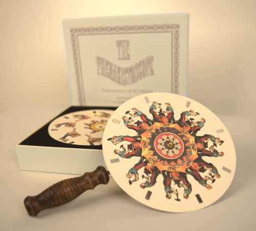 Classic Phenakistoscope Box Set