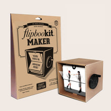 Load image into Gallery viewer, FlipBooKit MAKER CRAFT + Blank DIY Card Kit