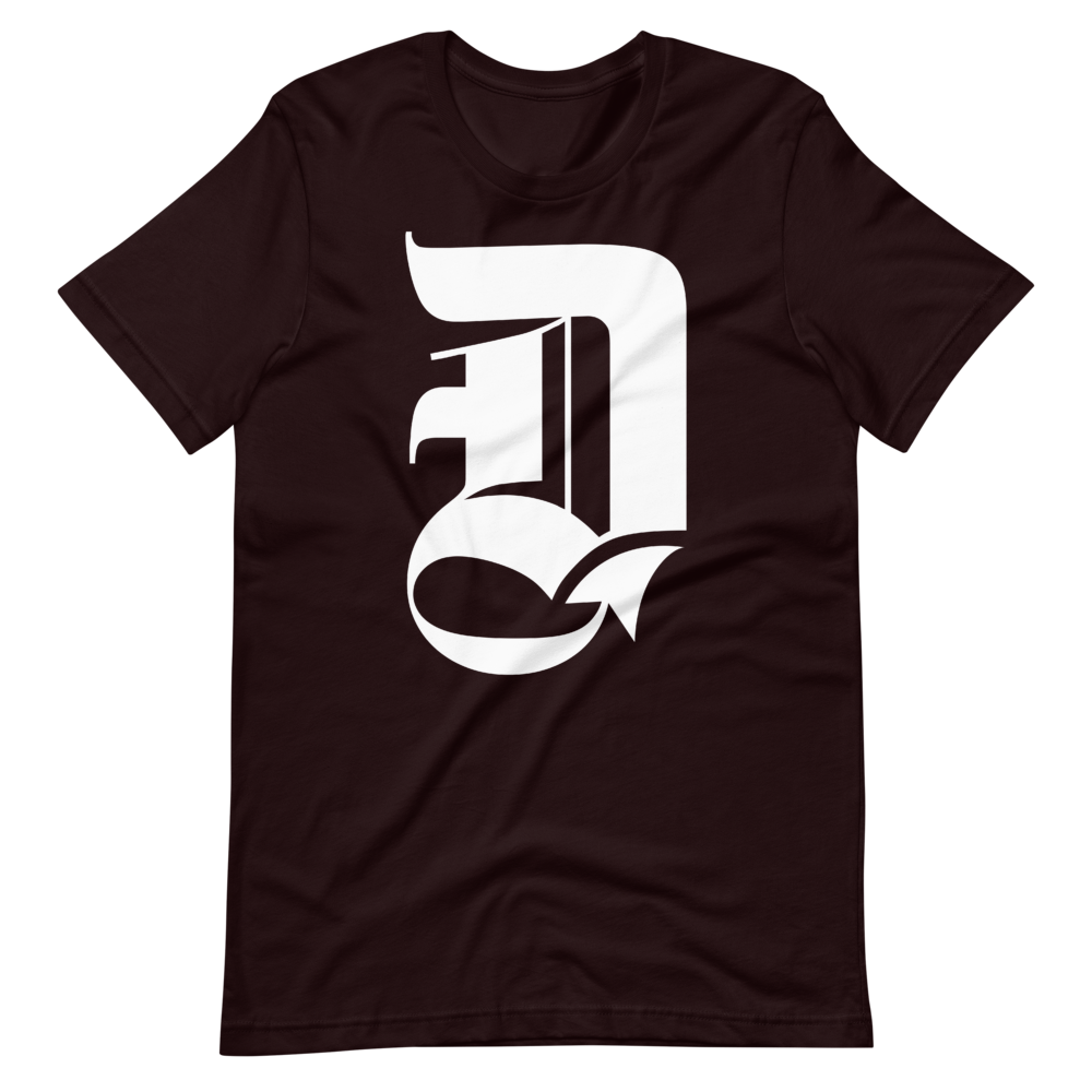 D Logo Standard Issue Unisex T-Shirt