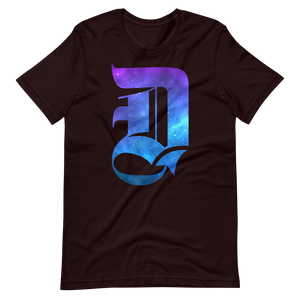 "D Logo ""Spaced Out"" Standard Issue Unisex T-Shirt"