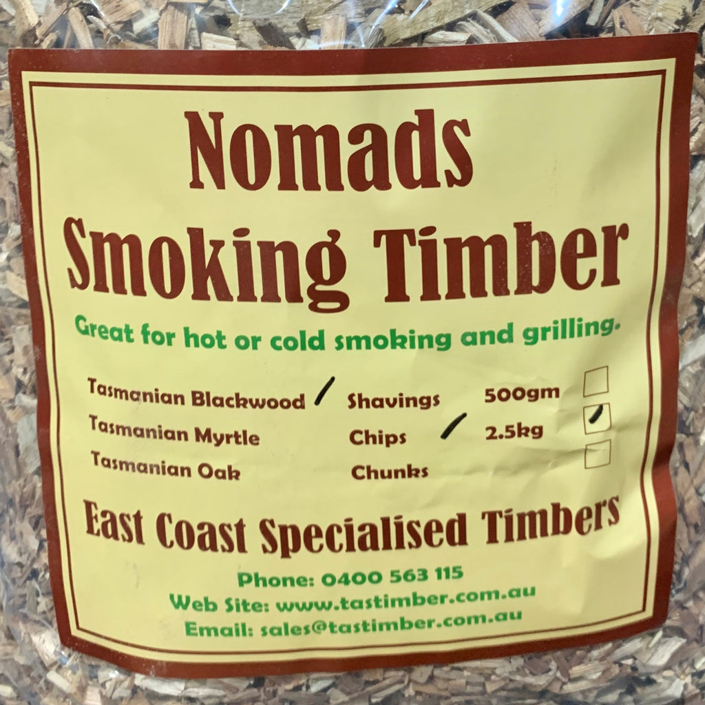 Nomad's Smoking Timber