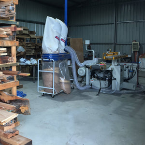 Timber Slicing-Tasmanian Timbers-East Coast Specialised Timbers