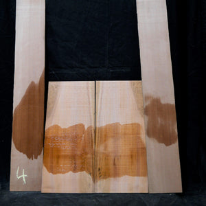 Guitar Back & Sides Set - Myrtle-Tasmanian Timbers-East Coast Specialised Timbers
