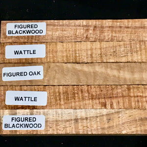 Pen Blank Packs-Tasmanian Timbers-East Coast Specialised Timbers