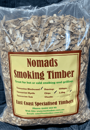 Nomad's Smoking Chips