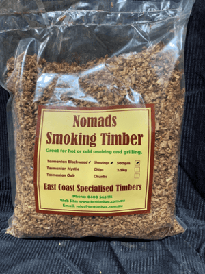 Nomad's Smoking Shavings