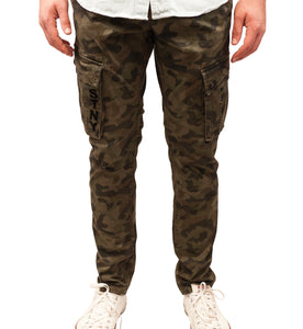 STATIONARY NYC Camo Pants