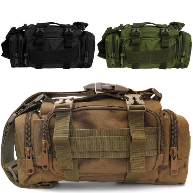 Tactical Modular Shoulder Bag