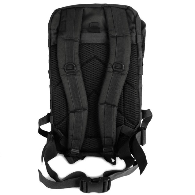 US Style 40L Recon Pack - Black