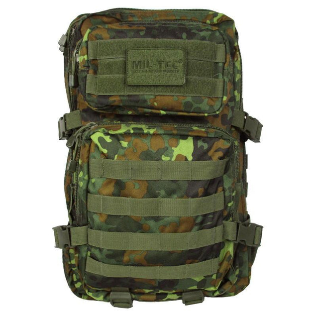 US Style 40L Recon Pack - Flecktarn