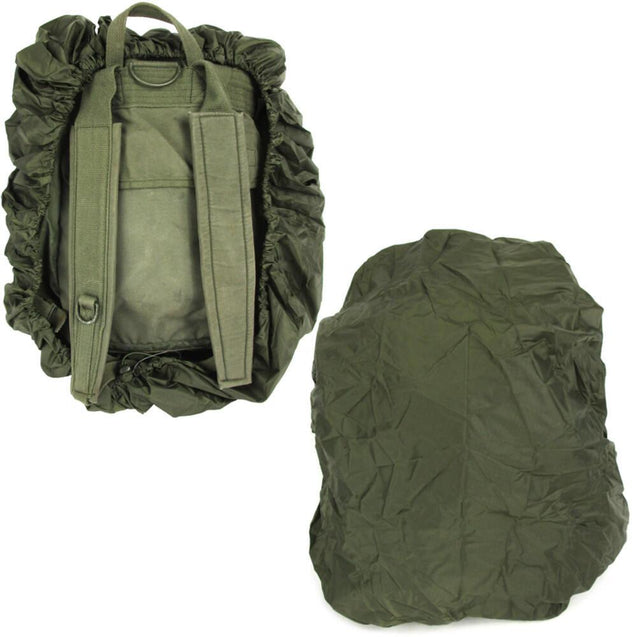 Olive Drab 80L Pack Cover