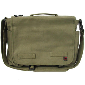 Concealed Carry Messenger Bag