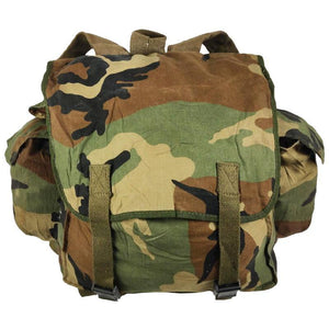 Croatian Army Woodland Backpack
