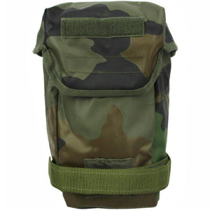 French Army ARF-A Camo Gas Mask Bag