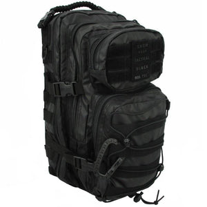 Tactical Assault Pack PU 25L - Black