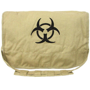 Vintage Bio-Hazard Shoulder Bag
