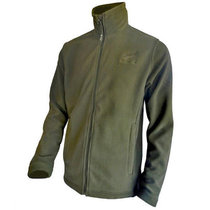 Kea Fleece Jacket - Olive