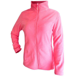 Ivy Fleece Jacket - Pink