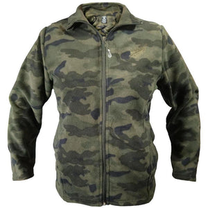 Kids Jollie Fleece Jacket - Camo