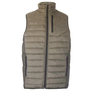 Mens Mossburn Vest - Green