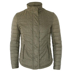 Womens Brunner Jacket - Green
