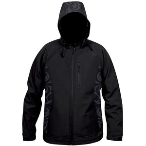 Nepia Softshell Jacket - Black