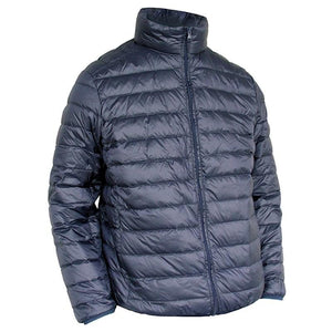 Milford Down Jacket - Navy