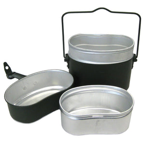 German 3-Piece Mess Kit