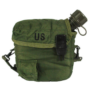 USGI 2QT. Olive Drab Canteen with Cover