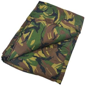 Dutch Army DPM Poncho Liner