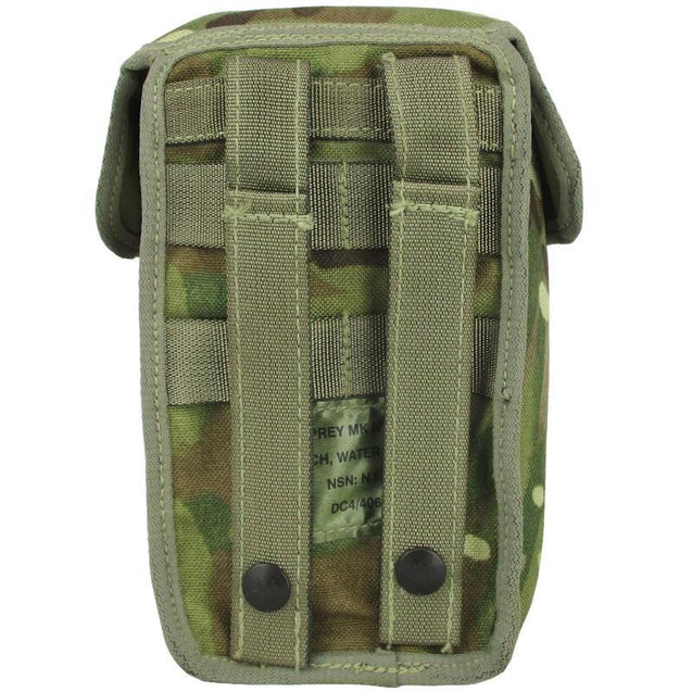 British Army Osprey Bottle and MTP Pouch