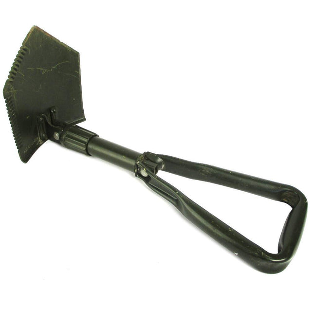 German Tri-Fold Shovel