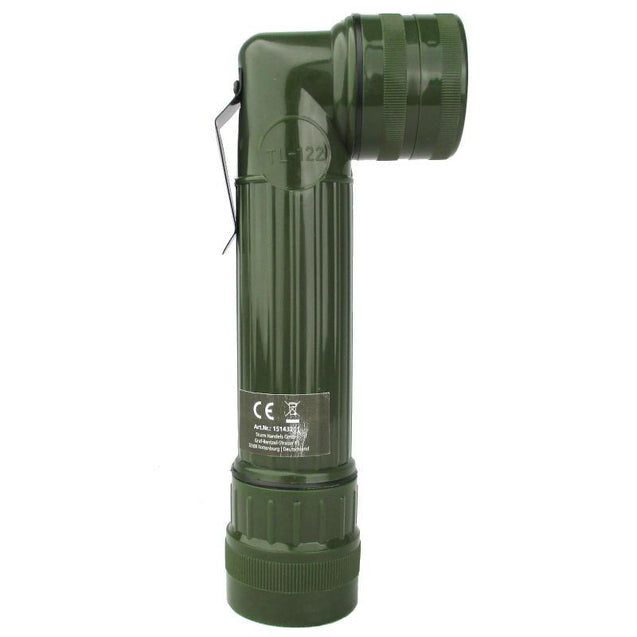 Olive Drab Anglehead LED Torch