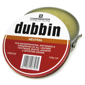 Dubbin Neutral Leather Waterproofing