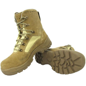 German Army Haix Desert Boots - New