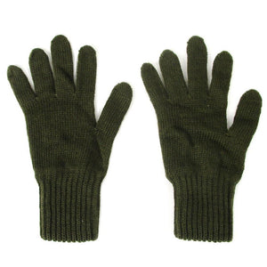 Belgian Wool Gloves - New