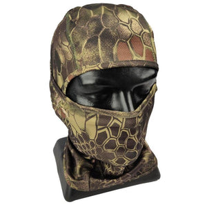 Mandra Woodland Tactical Balaclava