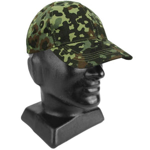 Kids Flecktarn Baseball Cap