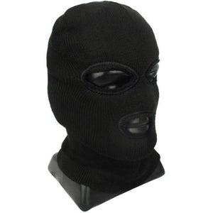 Thermal Lined 3 Hole Balaclava
