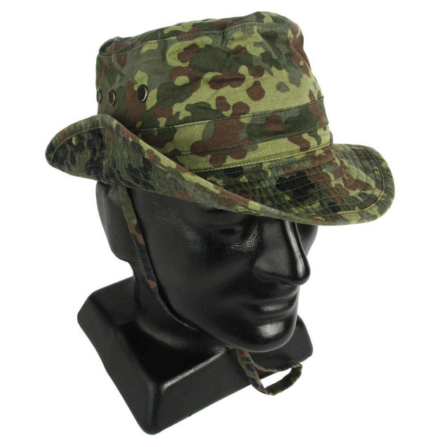 German Flecktarn Boonie Hat